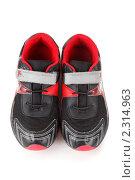 Купить «Спортивная обувь», фото № 2314963, снято 24 декабря 2009 г. (c) Losevsky Pavel / Фотобанк Лори