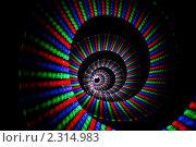 Купить «Абстрактный фон  -рисование светом», фото № 2314983, снято 26 декабря 2009 г. (c) Losevsky Pavel / Фотобанк Лори