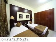 Купить «Интерьер спальни», фото № 2315219, снято 11 апреля 2010 г. (c) Losevsky Pavel / Фотобанк Лори
