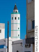 Купить «Мечеть. Махдиа. Тунис.», фото № 2319675, снято 5 мая 2010 г. (c) Руслан Керимов / Фотобанк Лори