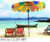 Морской пляж (2005 год). Стоковое фото, фотограф Баранов Александр / Фотобанк Лори