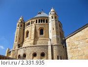 Иерусалим. Гробница Давида. (2009 год). Стоковое фото, фотограф Титова Елена / Фотобанк Лори