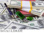 Купить «Бизнес-натюрморт», фото № 2334639, снято 2 февраля 2011 г. (c) Елена Блохина / Фотобанк Лори
