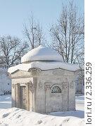 Купить «Новодевичий монастырь. Москва», эксклюзивное фото № 2336259, снято 31 января 2011 г. (c) stargal / Фотобанк Лори
