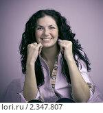 Девушка. Стоковое фото, фотограф Зуйкова Ольга Васильевна / Фотобанк Лори