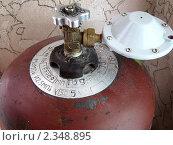 Бытовой газ (2011 год). Редакционное фото, фотограф Александр Подшивалов / Фотобанк Лори