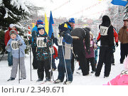 Будущие Олимпийцы (2011 год). Редакционное фото, фотограф Сергей Белимов / Фотобанк Лори