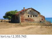 Заброшенный дом (2008 год). Стоковое фото, фотограф Галина Бурцева / Фотобанк Лори