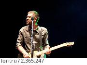 Купить «Саша Васильев, солист современной рок группы Сплип», фото № 2365247, снято 14 мая 2010 г. (c) Константин Буркин / Фотобанк Лори