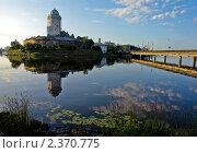 Утро в Выборге (2009 год). Редакционное фото, фотограф Терещенко Марина / Фотобанк Лори
