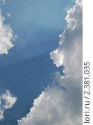 Небо. Стоковое фото, фотограф Сергей Захаров / Фотобанк Лори