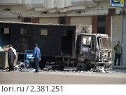 Купить «Революция в Египте», фото № 2381251, снято 1 февраля 2011 г. (c) nadegdaf / Фотобанк Лори