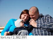 Семья. Стоковое фото, фотограф Ирина Сучкова / Фотобанк Лори