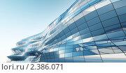 Купить «Архитектурная абстракция», иллюстрация № 2386071 (c) Юрий Бельмесов / Фотобанк Лори
