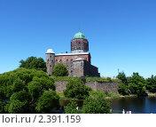 Замок Святого Олафа в г. Выборг (2010 год). Редакционное фото, фотограф Клычникова  Наталья / Фотобанк Лори