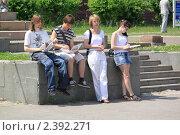 На этюдах (2010 год). Редакционное фото, фотограф Хорьков Игорь / Фотобанк Лори