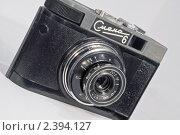 """Фотоаппарат """"Смена 6"""" (2011 год). Редакционное фото, фотограф Игорь Митов / Фотобанк Лори"""