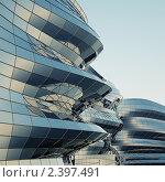 Купить «Архитектурная абстракция», иллюстрация № 2397491 (c) Юрий Бельмесов / Фотобанк Лори