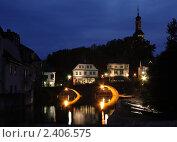 Средневековый город (2009 год). Стоковое фото, фотограф Евгений Волкотруб / Фотобанк Лори