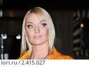 Купить «Анастасия Волочкова», фото № 2415027, снято 18 марта 2011 г. (c) Архипова Екатерина / Фотобанк Лори