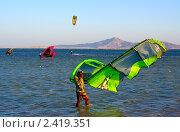 Серфинг в Египте (2008 год). Редакционное фото, фотограф ElenArt / Фотобанк Лори