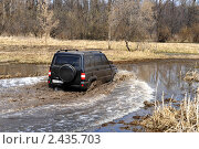 Купить «УАЗы грязи не боятся», фото № 2435703, снято 25 апреля 2009 г. (c) Андрияшкин Александр / Фотобанк Лори