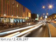 Театр Сатиры в Москве (2011 год). Редакционное фото, фотограф Михаил Иванов / Фотобанк Лори