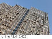 Купить «Здание Федерального агентства по техническому регулированию и метрологии», фото № 2445423, снято 3 апреля 2011 г. (c) Андрей Ерофеев / Фотобанк Лори