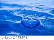 Брызги, капли. Стоковое фото, фотограф Константин / Фотобанк Лори
