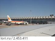 Купить «Аэропорт Мадрида», фото № 2453411, снято 13 сентября 2010 г. (c) Free Wind / Фотобанк Лори