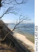 Купить «Балтийское побережье, променад. Светлогорск», эксклюзивное фото № 2457603, снято 3 апреля 2011 г. (c) Svet / Фотобанк Лори