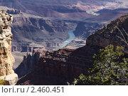 Гранд каньон (2010 год). Стоковое фото, фотограф Вероника Горбова / Фотобанк Лори