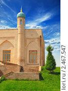 Купить «Вид мечети комплекса Хазрат Имам», фото № 2467547, снято 17 июля 2010 г. (c) Алексей Сергеев / Фотобанк Лори