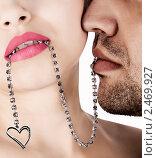 Купить «Ожерелье любви», фото № 2469927, снято 20 мая 2019 г. (c) Marina Appel / Фотобанк Лори