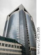 Купить «Бизнес-центр «Северная Башня», «Москва-сити»», фото № 2473395, снято 13 апреля 2011 г. (c) Андрей Ерофеев / Фотобанк Лори