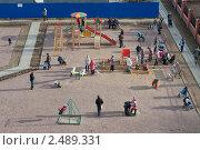 Детская площадка. Стоковое фото, фотограф Иван Носов / Фотобанк Лори