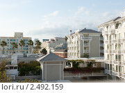 Купить «Санта Моника. Лос-Анджелес. США», фото № 2492159, снято 14 апреля 2011 г. (c) Екатерина Овсянникова / Фотобанк Лори