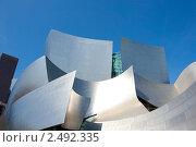 Концертный зал имени Уолта Диснея. Лос-Анджелес. США (2011 год). Редакционное фото, фотограф E. O. / Фотобанк Лори