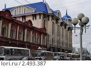 Томск (2010 год). Редакционное фото, фотограф Турчук Анна / Фотобанк Лори