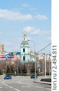 Устьинская набережная. Москва (2011 год). Редакционное фото, фотограф E. O. / Фотобанк Лори