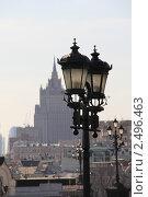 Старинный фонарь (2011 год). Стоковое фото, фотограф Иван Козлов / Фотобанк Лори