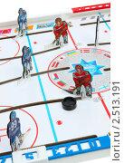 Купить «Настольный хоккей», фото № 2513191, снято 25 февраля 2011 г. (c) Татьяна Белова / Фотобанк Лори