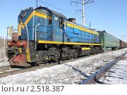 Поезд (2011 год). Редакционное фото, фотограф Умуд  Асланов / Фотобанк Лори