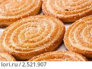 Купить «Печенье», фото № 2521907, снято 21 мая 2009 г. (c) Кравецкий Геннадий / Фотобанк Лори