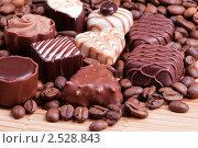 Купить «Шоколадные конфеты», фото № 2528843, снято 11 мая 2011 г. (c) Glen_Cook / Фотобанк Лори