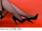 Стройные женские ножки. Стоковое фото, фотограф Asja Sirova / Фотобанк Лори