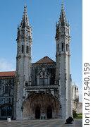 Морской музей в Лиссабоне. Стоковое фото, фотограф Мария Исаченко / Фотобанк Лори