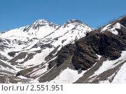 В Гималаях. Северная Индия, штат Химачал Прадеш (2011 год). Стоковое фото, фотограф Виктор Карасев / Фотобанк Лори