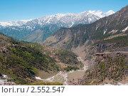 Верховья реки Беас. Северная Индия, штат Химачал Прадеш (2011 год). Стоковое фото, фотограф Виктор Карасев / Фотобанк Лори