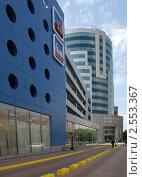 Купить «Калининград. Балтийский бизнес центр», эксклюзивное фото № 2553367, снято 19 мая 2011 г. (c) Svet / Фотобанк Лори